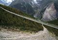 Cамый длинный в мире висячий мост в Швейцарии