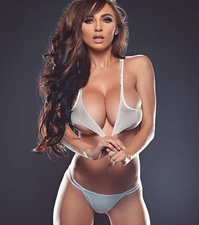 Модель эротического журнала Playboy Ирина Иванова