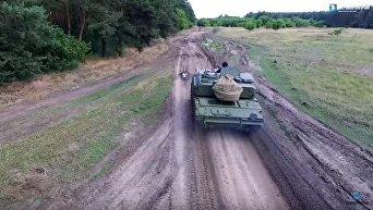 Укроборонпром показал испытания зенитно-пушечного комплекса Шилка