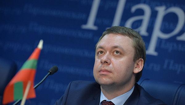 Председатель правительства Приднестровья Александр Мартынов.