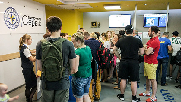 Миграционная служба рапортует, что спрос набиометрические паспорта начал падать