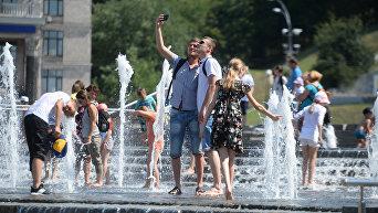 Лето в Украине