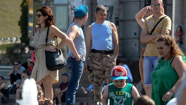День ВДВ в Украине
