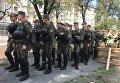 Бойцы Национальной гвардии Украины.Архивное фото