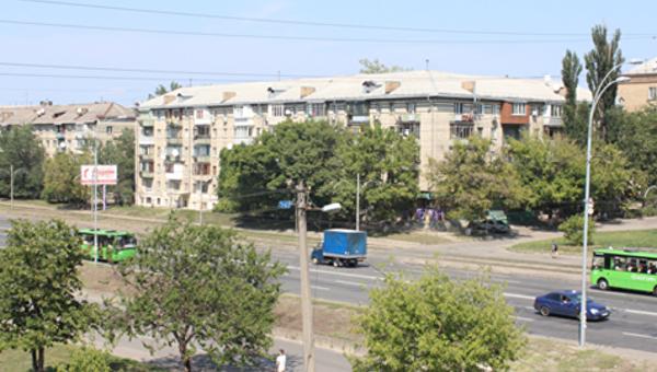 Харьковское шоссе после переговоров протестующих и представителей киевской власти, 3 августа 2017