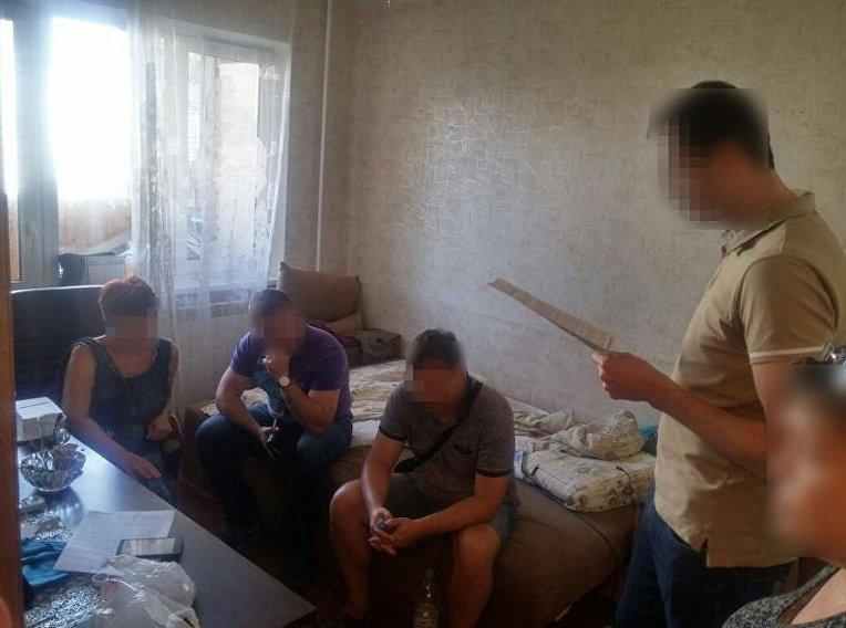 СБУ задержала подозреваемого в призывах к захвату власти в Украине