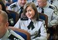 Празднование Дня национальной полиции Украины во Львове