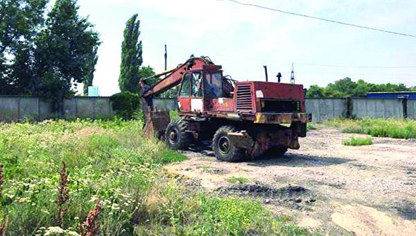 Радиоактивный могильник в Кропивницком