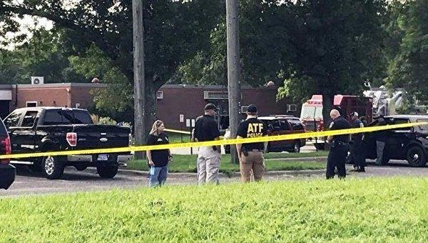 В США возле мечети произошел взрыв
