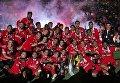 Бенфика в 7-й раз стала обладателем Суперкубка Португалии