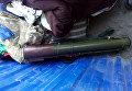 В Донецкой области задержали мужчину с гранатометом и 250 патронами