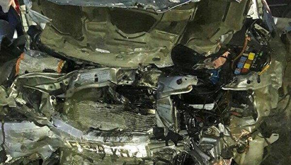 Жуткая авария под Киевом, шесть человек погибли, один в реанимации