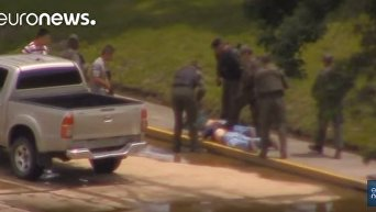 Нападение на военную базу в Венесуэле