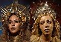 Фото героев поп-культуры сравнили с произведениями искусства