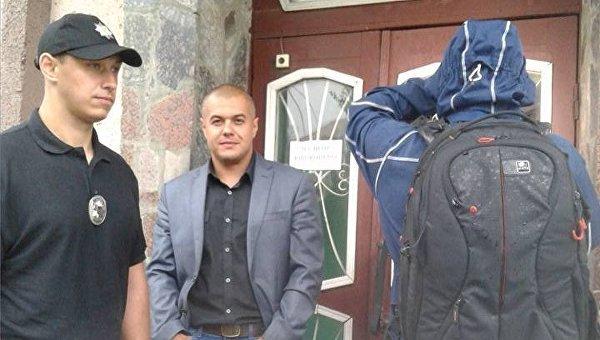 «Репортеры без границ» потребовали освободить житомирского корреспондента илуганского блогера