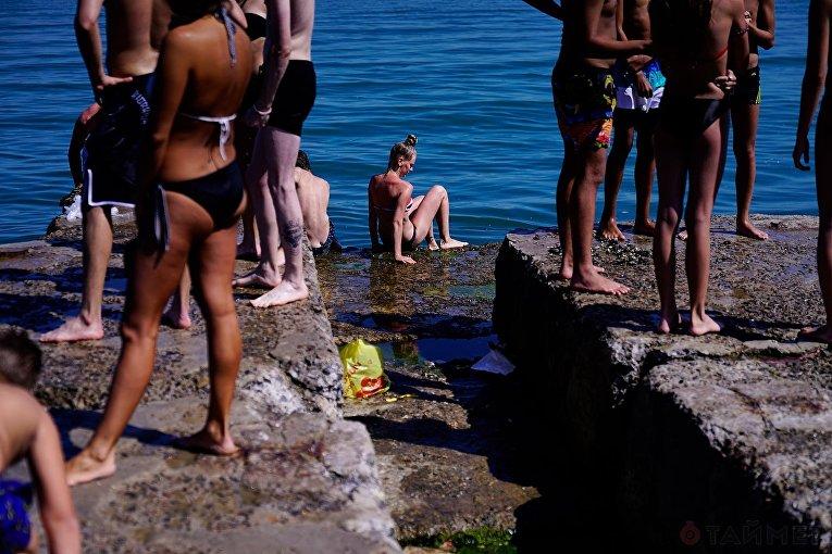фото з нудійского пляжу