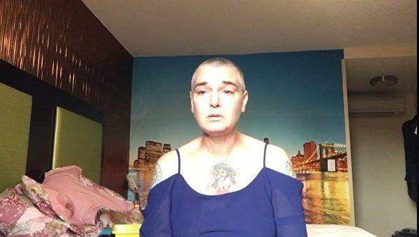 Шинейд О'Коннор вновь рассказала ожелании покончить ссобой