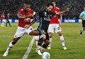Мадридский Реал нанес поражение Манчестер Юнайтед и в четвертый раз завоевал Суперкубок УЕФА