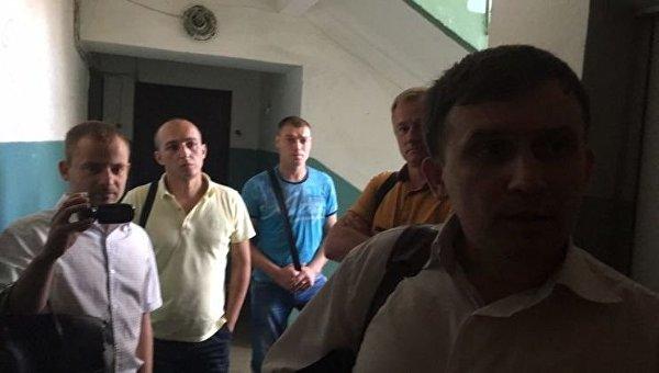 Обыски у журналистов издания Страна.ua