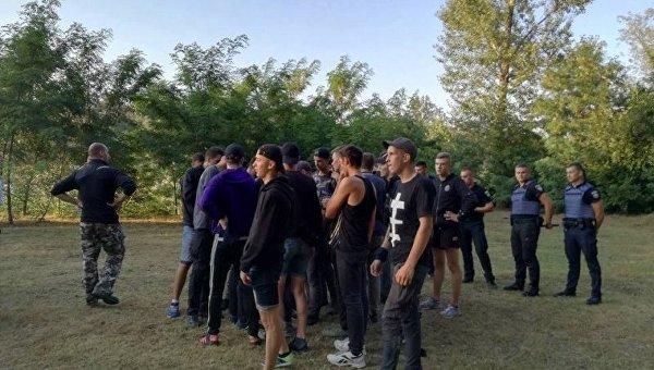 В Черновцах группа молодых людей избила участников презентации книги Левая Европа