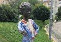 На Пейзажной аллее в Киеве снова повредили скульптуру Маленького Принца