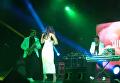 Конфуз на сцене, или Как у Седоковой лопнуло платье. Видео