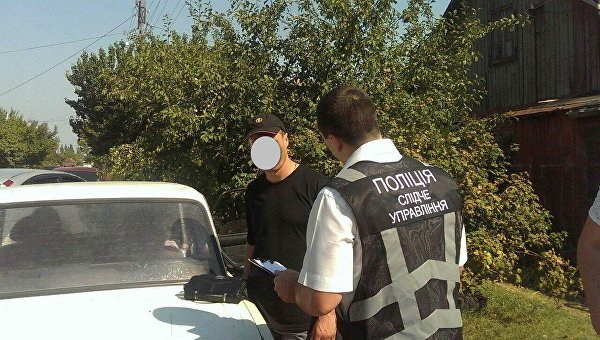Задержание чиновника-взяточника