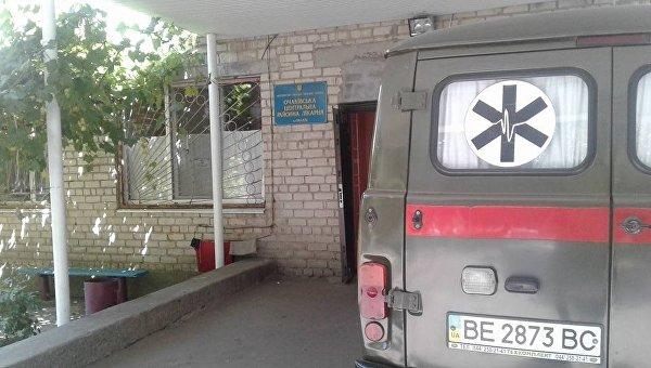 В Очакове на отдыхе отравились 6 детей из Львовской области
