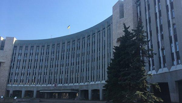 Днепр. Городской совет