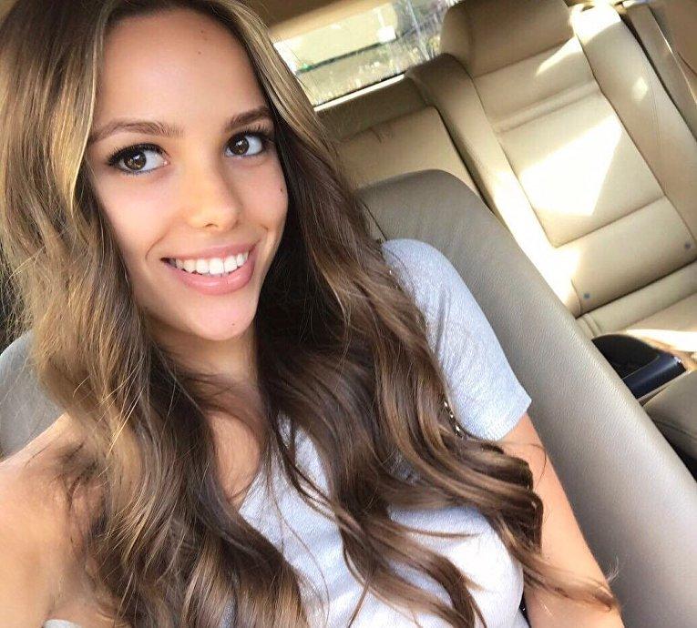 Победительница конкурса Мисс Украина-Вселенная - 2017