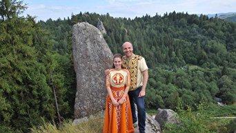 Фото из отпуска Арсена Авакова