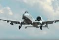 Штурмовик ВВС США отработал взлёт и посадку на автомобильной трассе в Эстонии