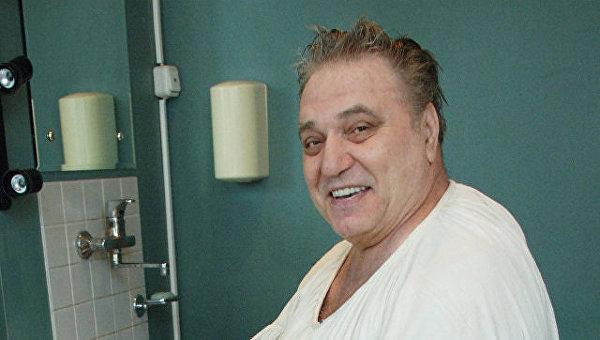 Актер Виктор Смирнов скончался на73-м году жизни вПетербурге