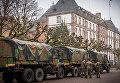 Военные во Франции. Архивное фото