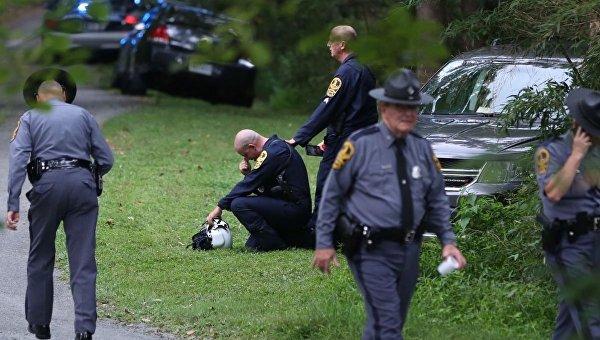 Два человека погибли при крушении вертолета в Шарлоттсвилле