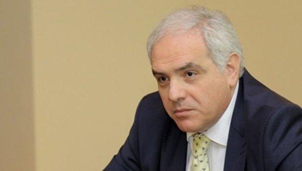 Глава МВД Грузии Георгий Мгебришвили