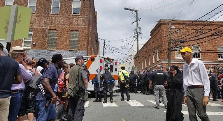 ВСША демонтируют еще два монумента  конфедератам из-за беспорядков вШарлотсвилле