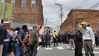 Столкновения в Шарлоттсвилле