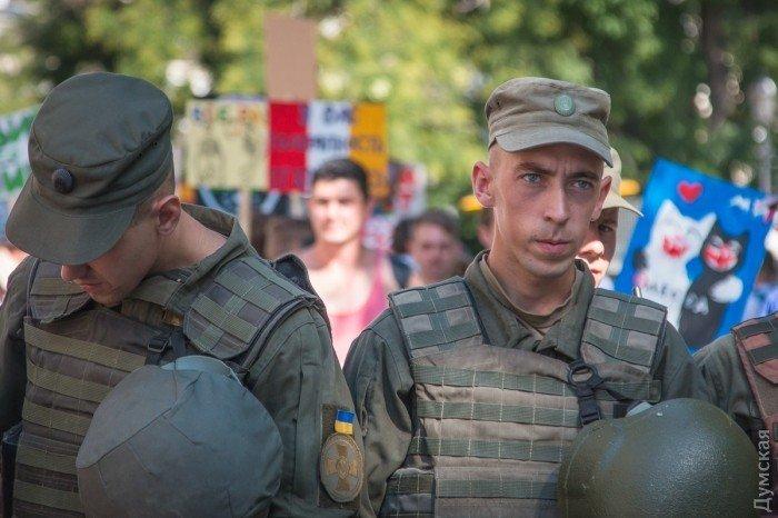 Гей-парад в Одессе