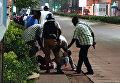 Атака на кафе в Буркина-Фасо