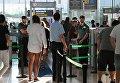Забастовка в аэропорту Барселоны