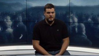 Андрей Ильенко об украинских школах в Донбассе. Видео