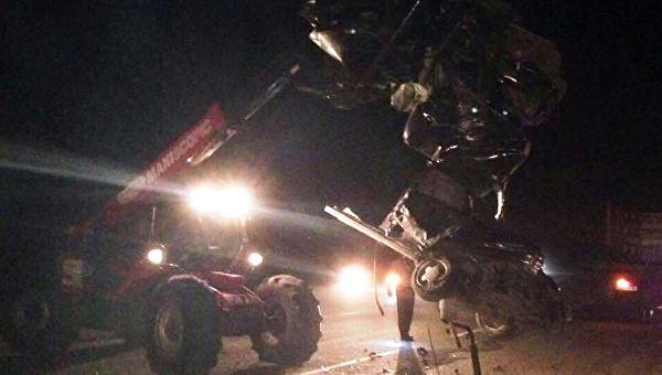 ДТП ВЧеркасской области: три человека погибли