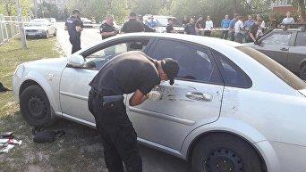 В Киеве произошел вооруженный конфликт с участием нардепа
