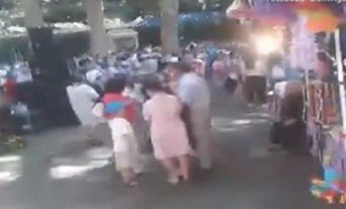 Упавшее на Мадейре дерево убило людей. Видео