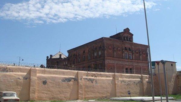 Одесский следственный изолятор. Архивное фото