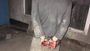 На месте убийства сотрудницы Одесского СИЗО