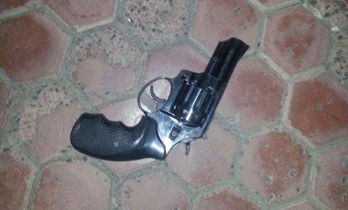 Стрельба в Херсоне