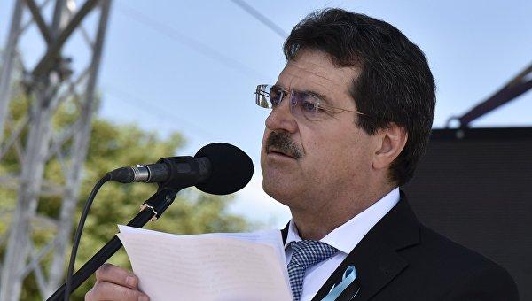 Заместитель главы Государственного совета Крыма Ремзи Ильясов