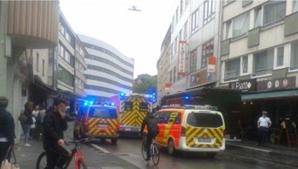 Один человек умер при нападении сножом вГермании